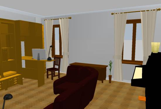 Sweet home 3d e un divano da comprare massimo talamini - Comprare un divano ...